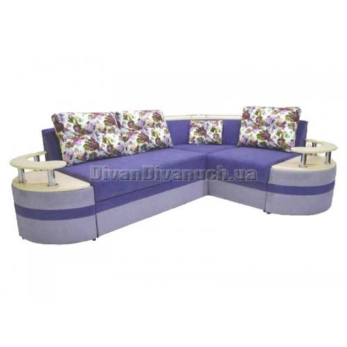 Угловой диван Мираж + в подарок Сертификат на 300грн
