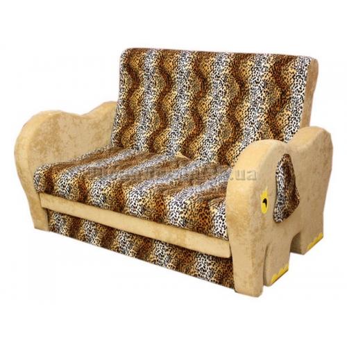 Детский диван Слоник 1,4 (1.4) фабрика Катунь