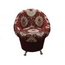 Кресло Тюльпан хром