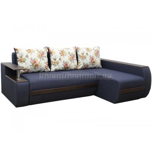 Угловой диван Граф с баром + Возвращаем 600грн