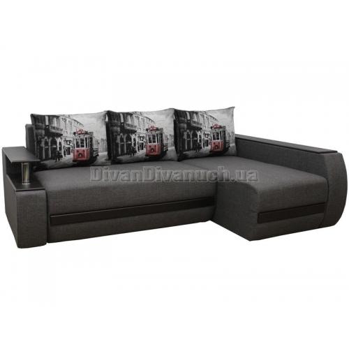 """Угловой диван Брайтон ткань 17 """"Г"""" + в подарок Сертификат на 450грн"""