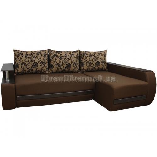 """Угловой диван Брайтон ткань 3-24 """"Г"""" + в подарок Сертификат на 450грн"""