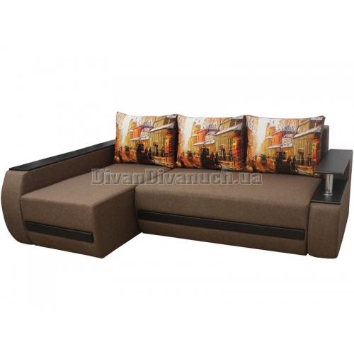 """Угловой диван Брайтон ткань 3-57 """"7"""" + в подарок Сертификат на 450грн"""