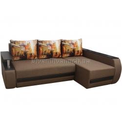 """Угловой диван Брайтон ткань 3-57 """"Г"""" + в подарок Сертификат на 450грн"""