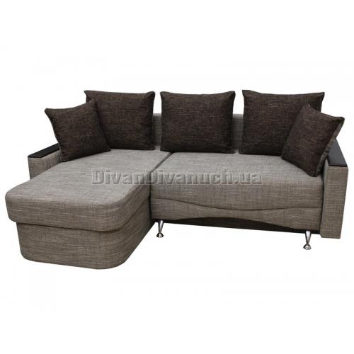 Угловой диван Индиго + в подарок Сертификат на 350грн