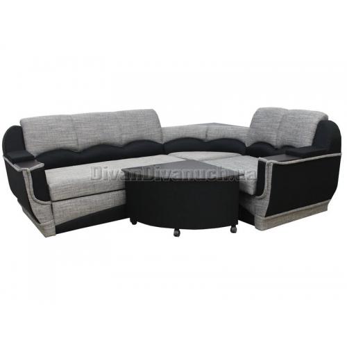 Угловой диван Декор + в подарок Сертификат на 450грн
