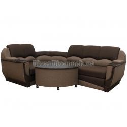 """Угловой диван Декор ткань 935 """"7"""" + в подарок Сертификат на 450грн"""