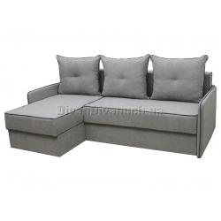 """Угловой диван Поло ткань 2 """"7"""" + в подарок Сертификат на 350грн"""
