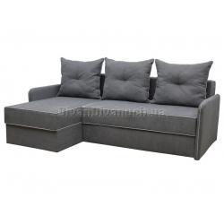 """Угловой диван Поло ткань 3 """"7"""" + в подарок Сертификат на 350грн"""