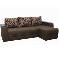 """Угловой диван Брайтон 2 ткань 2 """"Г"""" + в подарок Сертификат на 350грн"""