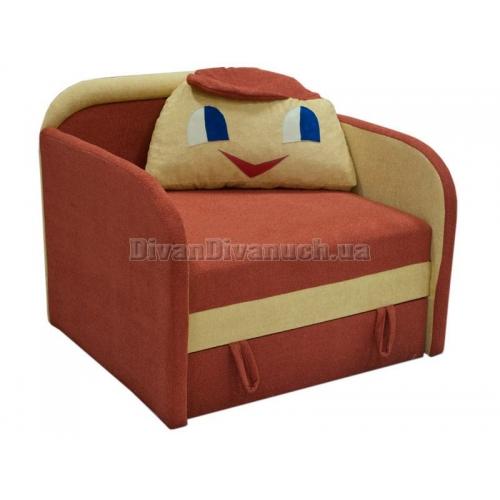 Детский диван Капитошка фабрика Орбита (Wmebli)