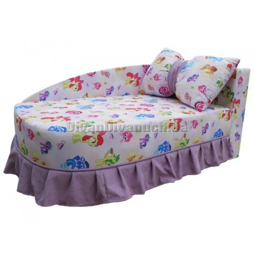 Детский диван Золушка фабрика Орбита (Wmebli)