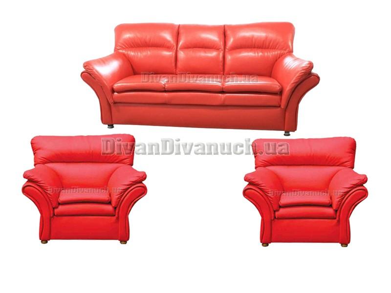 Диван и кресло комплект