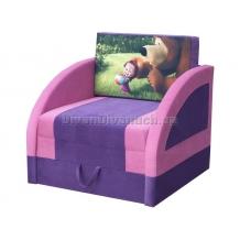 Детский диван Магик 80 мультик