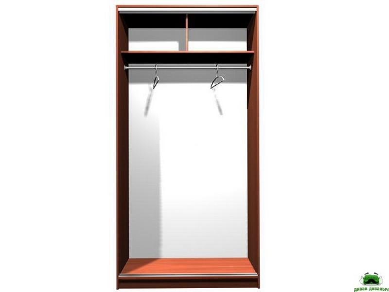 Купить шкаф-купе 2-х дверный ника 14 в киеве - интернет мага.