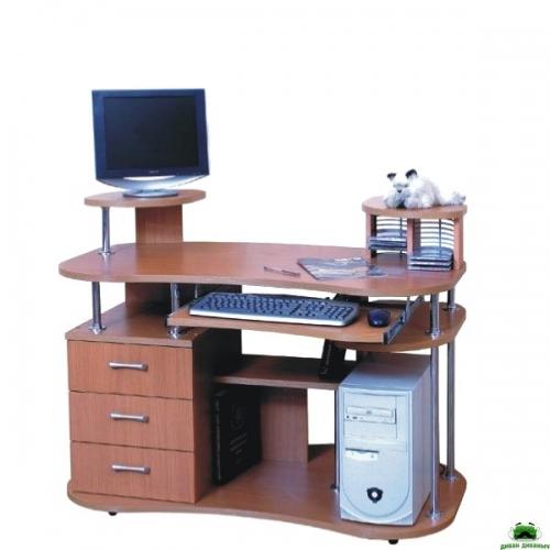 Компьютерный стол Ника Эррипо