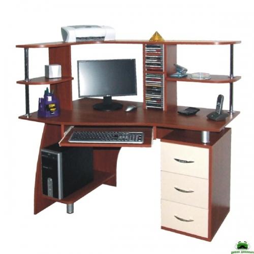 Компьютерный стол Ника Галатея