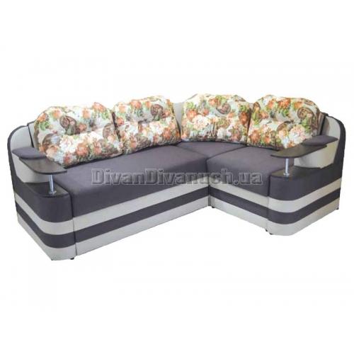 Угловой диван Бруклин + в подарок Сертификат на 300грн